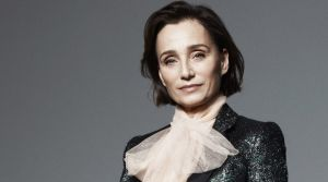 Kristin Scott Thomas revelled in playing Clementine Churchill in her latest movie.