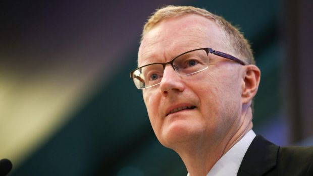 Philip Lowe, governor of the Reserve Bank of Australia. It seems our central bank, like others, is still struggling to ...