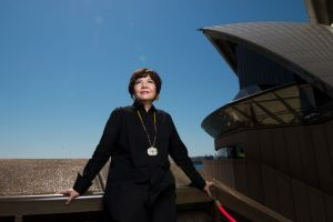 Mami Kataoka is the artistic director of the 21st Biennale of Sydney.