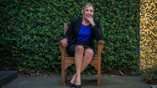 Canberra Liberals' newest MLA Candice Burch, was elected to fill the casual vacancy left after Steve Doszpot's passing ...