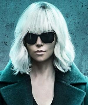 Charlize Theron in <i>Atomic Blonde</i>