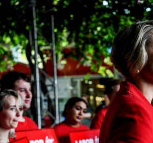 Labor's candidate for the Bennelong byelection, Kristina Keneally.