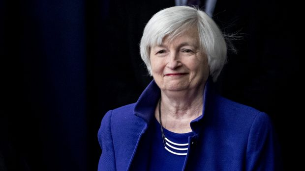 Janet Yellen, former chair of the U.S. Federal Reserve.