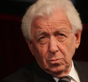 """Frank Lowy has had a """"second life"""", says his biographer Jill Margo."""