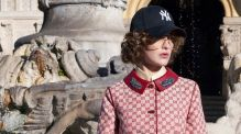 Images from the Gucci pre-fall 2018 collection. Photos MUST be credited:?Photo by Peter Schlesinger - Courtesy of Gucci. ...