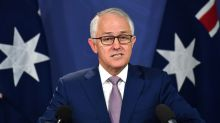 Prime Minister Malcolm Turnbull told a media conference the job figures had vindicated his election slogan.