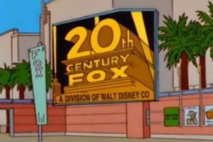 """The Simpsons """"predicted"""" the merger almost 20 years ago."""