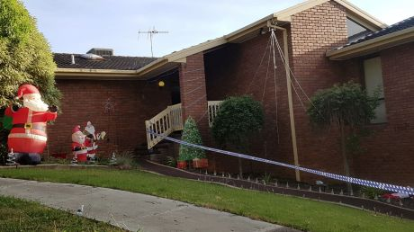 About 30 people are believed to have been standing on the balcony when it collapsed.