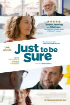 Just To Be Sure poster.