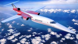 Lockheed Martin is partnering with Aerion to develop smaller supersonic business jets.