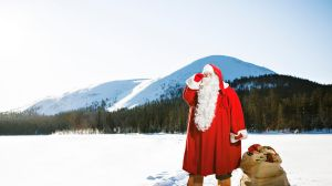 Lapland, in the northern parts of Finland, is the true Christmas experience.