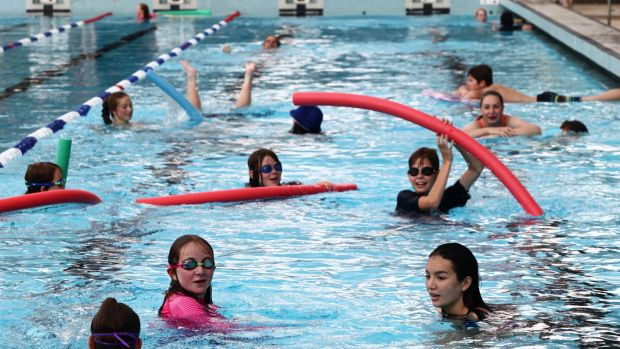 Swimming Pools Under Threat As Report Reveals Their Worth In Health Benefits