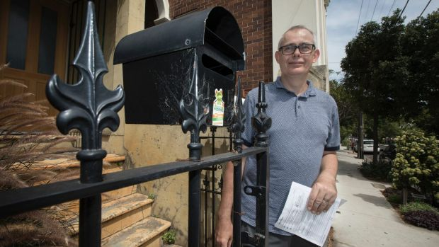 Theoden Lee is one of more than 400,000 people in NSW who have been issued a penalty notice for failing to vote in the ...