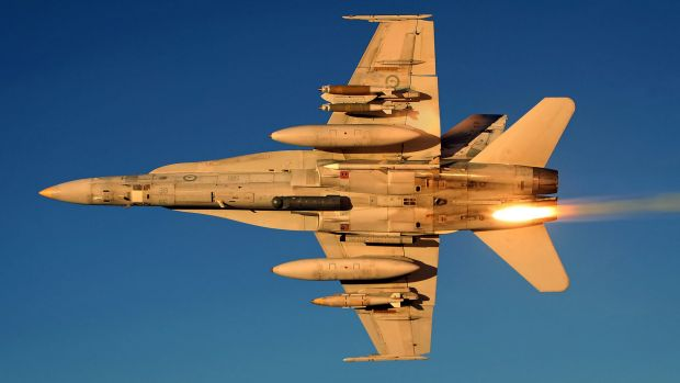 Australia may have to increase its defence budget.