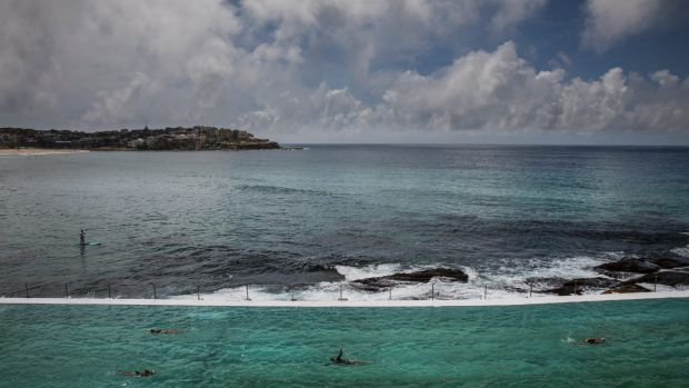 Bondi Icebergs is one of Australia's most iconic public pools.