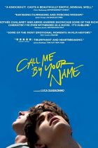 Poster for Luca Guadagnino's Call Me By Your Name