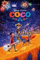 Poster for Disney/Pixar movie Coco