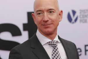 Jeff Bezos says it takes most people six months of training to be able to do a perfect handstand.