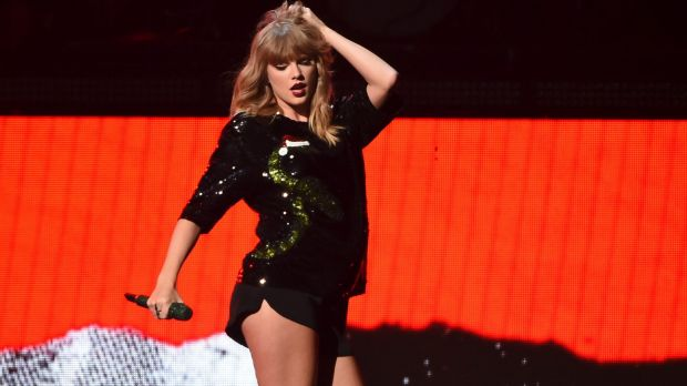 Haters hit out at Taylor Swift for Instagram post
