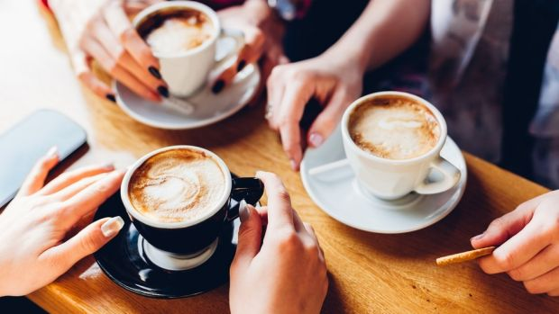 Remember all that discretionary spending, including coffee with workmates.