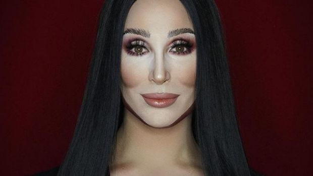 Makeup artist Alexis Stone can transform into Cher, Nicki Minaj