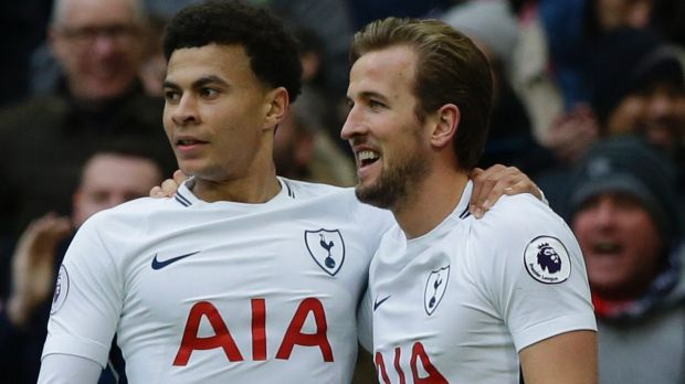 Harry Kane steadied the Spurs when he came on,
