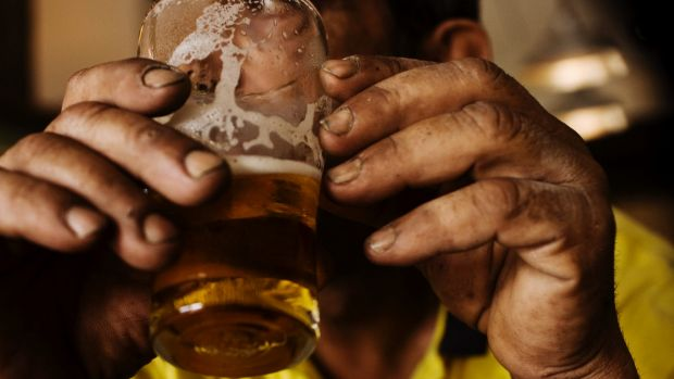 By itself, alcohol was responsible for 4.6% of Australia's disease burden.