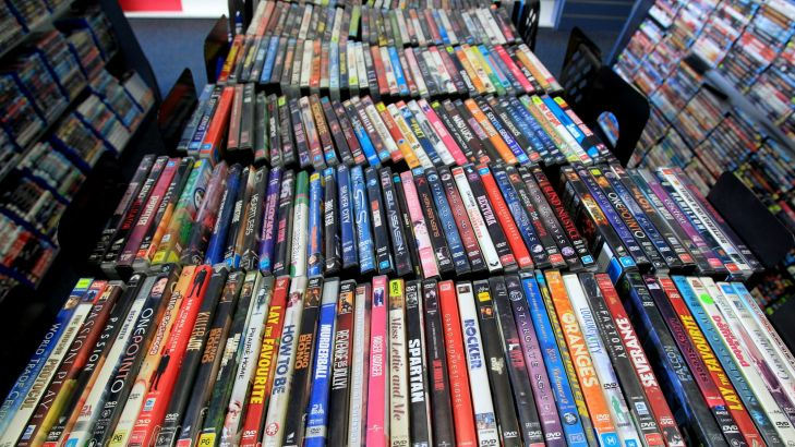 In the era of video streaming and Netflix, traditional DVD rental companies have been under pressure.