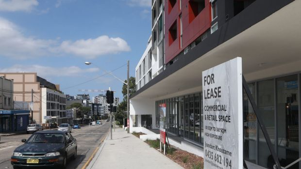 Canterbury Road is cited as a Sydney example of apartment developments failing to improve the streetscape.