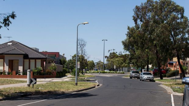 Nobel Banks Drive, Cairnlea, where a 16-year-old boy was assaulted on Thursday night.