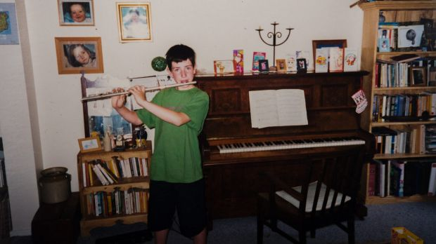 Paul had a penchant for music from a young age.