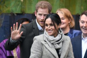 Prince Harry and Meghan Markle are getting the Lifetime movie treatment.