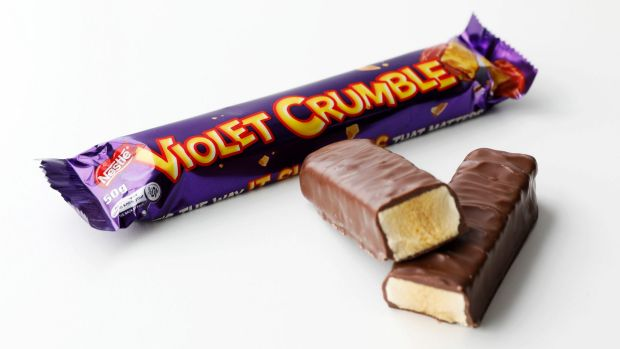 Robern Menz will acquire the Violet Crumble brand and its associated intellectual property, plant and equipment for an ...