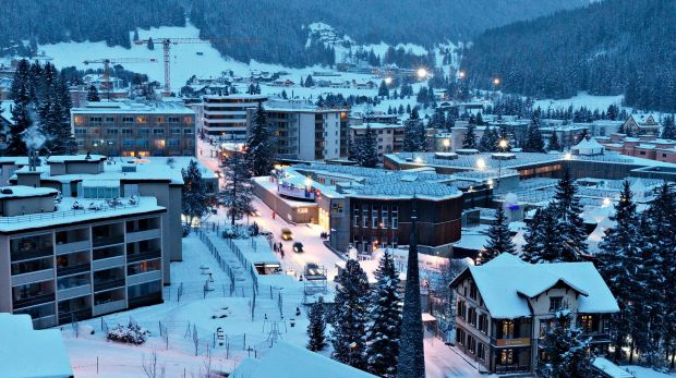There will be a number of issues on the agenda at this week's World Economic Forum in Davos.
