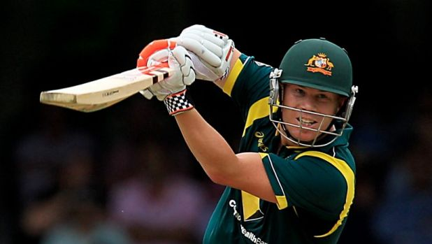 Out of action: David Warner stayed at the team hotel.