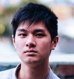 Baopu He, a student at the University of Sydney and former James Ruse student.