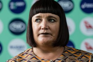 Changes: Raelene Castle wants to improve the Sevens World Series format.