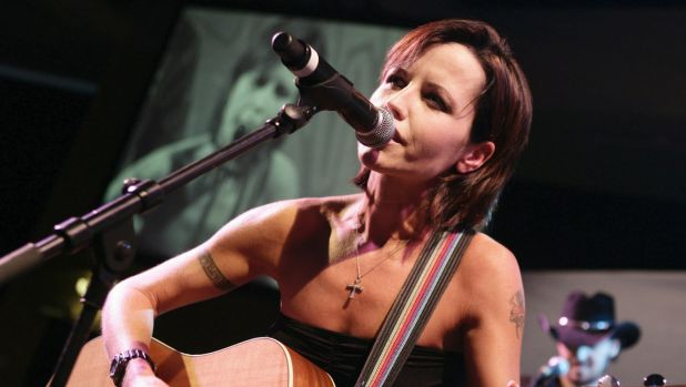 The Cranberries lead singer Dolores O'Riordan in 2008. O'Riordan died aged 46, it was announced on Monday, January 15, 2018.