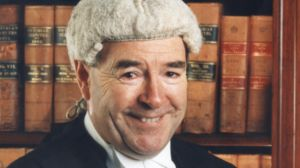 Mr Justice Stephen Charles. Supplied by the Supreme Court 1996.