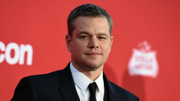 'I wish I'd listened a lot more': Matt Damon sorry for sexual assault comments