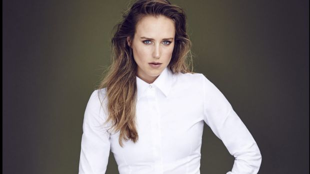 Ellyse Perry, who has represented Australia at Football and Cricket World Cups
