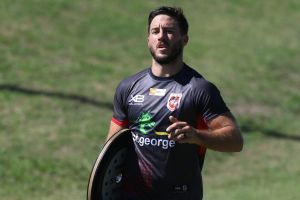 "Ben Hunt: ""As a team, we've got the squad here to be in the finals."""