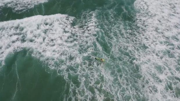 Lifesavers and lifeguards are able to use the drone to extend their patrolling capability and  identify swimmers in distress.
