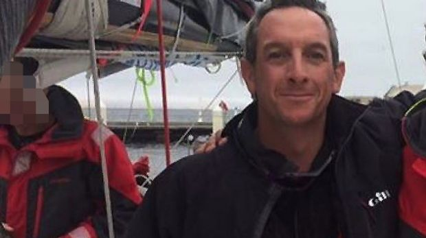 Rohan Arnold competed in his third Sydney to Hobart Yacht Race in 2017.