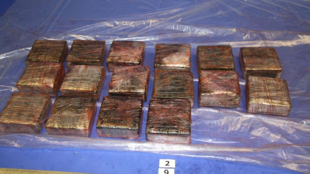An investigation into an alleged organised crime syndicate has resulted in the seizure of 1.28 tonnes of cocaine in Sydney.