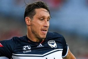 More than money: Mark Milligan.
