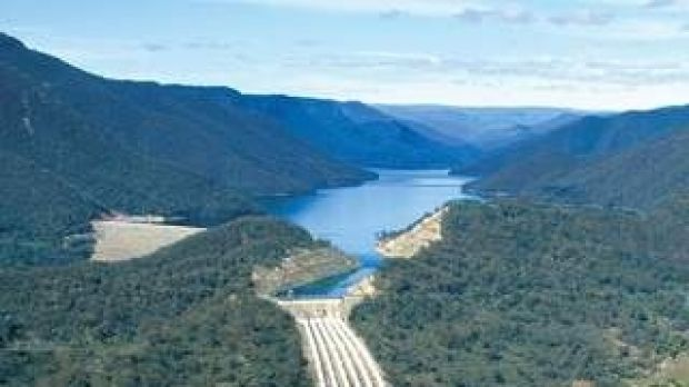The Snowy Hydro 2.0 project is not included in the Renewable Energy Target.