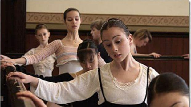 Cerise Canon, 29, studied ballet full-time while she completed her academic studies via correspondence.