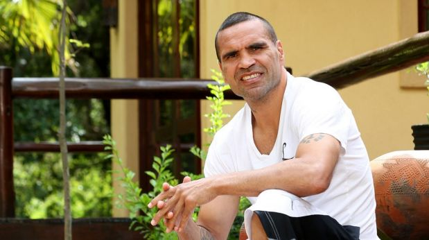 Never one to shy away from controversy, Mundine says people mistake his confidence for arrogance.