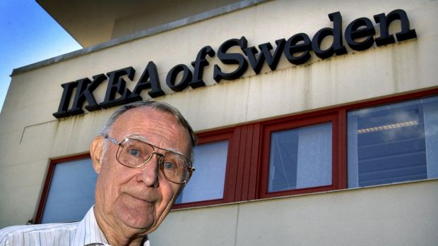 Flatpack billionaire Ingvar Kamprad made sure that no one would be able to take control of the $74 billion empire he ...